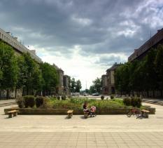 Krakowska Nowa Huta