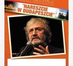 """Krzysztof Daukszewicz w Świnoujściu """"Nareszcie w Dudapeszcie"""""""