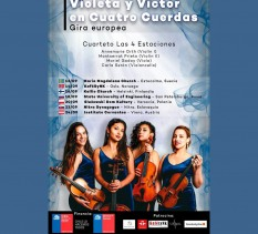 Las Cuatro Estaciones - koncert instrumentalny
