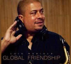 """Luis Nubiola - koncert promujący płytę """"Global Friendship"""""""
