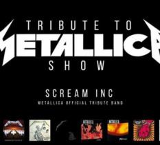 Metallica - world's no1 Tribute: Scream Inc. (UKR)