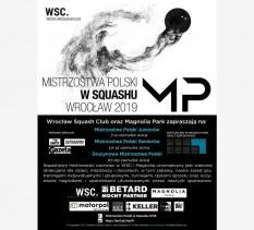 Mistrzostwa Polski w Squashu we Wrocławiu