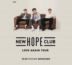 New Hope Club - koncert