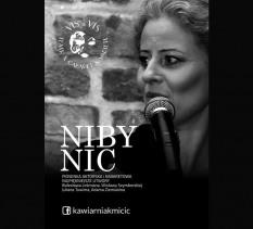 Niby nic / Agnieszka Rosner-Zawilińska - koncert