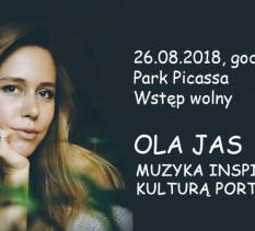 Ola Jas - Muzyka inspirowana kulturą portugalską