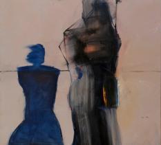 """Otwarcie wystawy: Elżbieta Murawska """"Autoportret Czarnej Damy"""""""