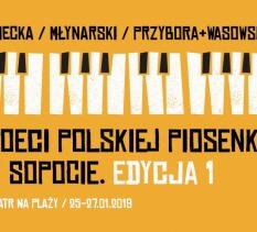 Poeci Polskiej Piosenki w Sopockie- koncert