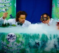 Show Szalonych Naukowców, czyli edukacyjne show dla dzieci