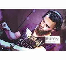 Sobota z dj-em BrainWash (Nudisco / Indie)