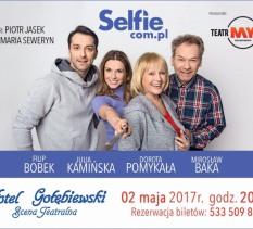 """Spektakl """"SELFIE.com.pl"""""""