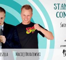 Stand-up No Limits: Maciej Brudzewski, Paweł Reszela