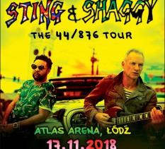 Sting i Shaggy Trasa 44/876
