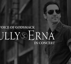 Sully Erna (Godsmack) // Wrocław - A2 - koncert
