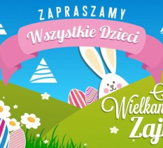 Szukanie Wielkanocnego Zajączka