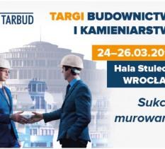 TARBUD - Targi Budownistwa i Kamieniarstwa