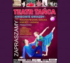 """Teatr Tańca """"Kwieciste Gwiazdy"""" - koncert"""
