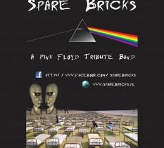 The Pink Floyd tribute show: Spare Bricks - koncert
