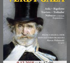 Verdi Gala. Europejska trasa jubileuszowa - koncert