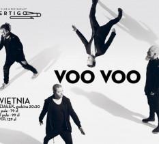 Voo Voo w Vertigo - koncert