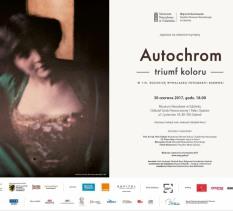 """Wernisaż Wystawy """"Autochrom – triumf koloru. W 110 rocznicę wynalazku fotografii barwnej"""""""