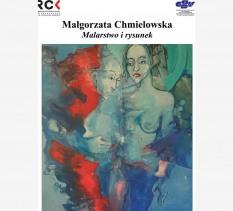 Wernisaż wystawy malarstwa i rysunku Małgorzaty Chmielowskiej