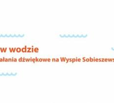 Wernisaż Wystawy Ucho w wodzie, czyli działania dźwiękowe na Wyspie Sobieszewskiej