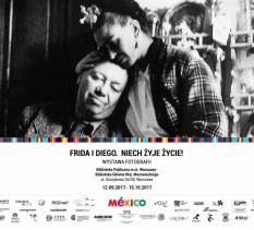 """Wernisaż Wystawy zdjęć """"Frida i Diego. Niech żyje życie!"""""""