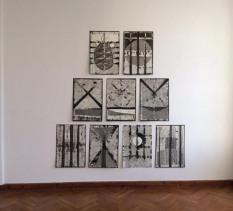 Wystawa rysunków Eugeniusza Józefowskiego