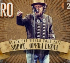 Zucchero. Black Cat World Tour 2017 - koncert