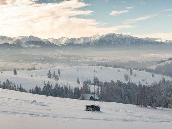 2 stacje narciarskie koło Białego Dunajca