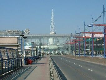 Międzynarodowe Targi kształtują Poznań