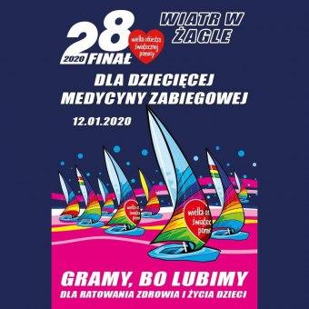 28. Finał WOŚP 2020 - Koncert Zespołu Raz Dwa Trzy