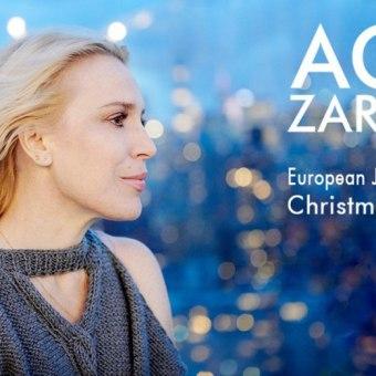 Christmas Songs / Aga Zaryan oraz European Jazz Quartet z gościnnym udziałem Grzegorza Dowgiałło