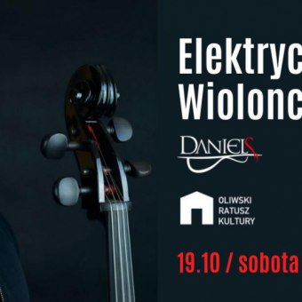 DanielS - Elektryczny Wiolonczelista - koncert