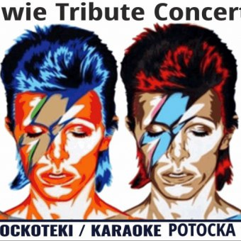 David Bowie: Tribute Concert & Party