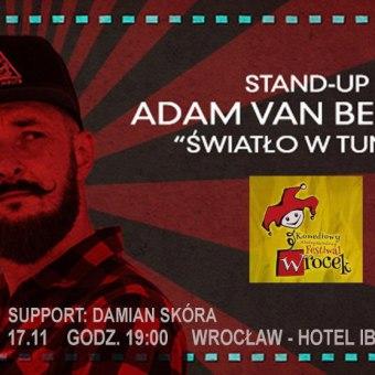 Festiwal Wrocek: Adam van Bendler