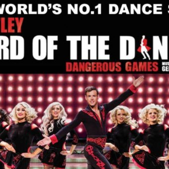 Flatley Lord of the Dance Dangerous Games - koncert