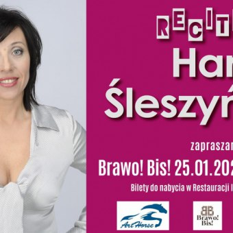 Hanna Śleszyńska - Recital