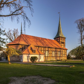Historia i okolice Stegny