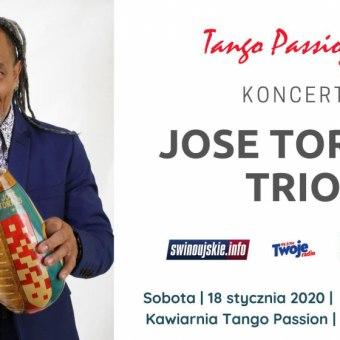 Jose Torres Trio - Koncert