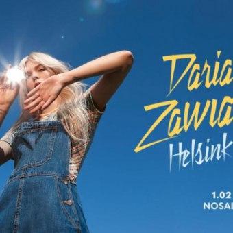 Koncert: Daria Zawiałow - Helsinki Tour 3.0
