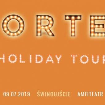 Kortez / Holiday Tour-koncert