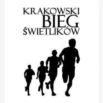 Krakowski Bieg Świetlików - edycja zimowa