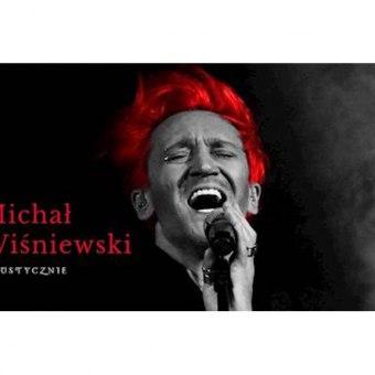 Michał Wiśniewski Akustycznie - koncert