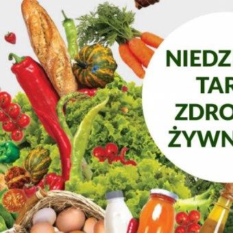 Niedzielne Targi Zdrowej Żywności na Ursynowie