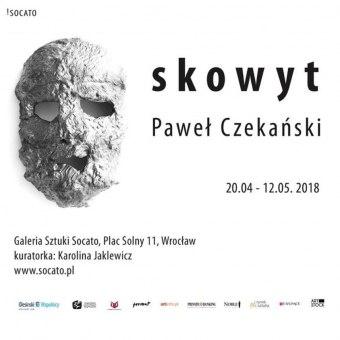 Paweł Czekański - Skowyt, wernisaż
