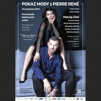 Pokaz mody z Pierre Rene