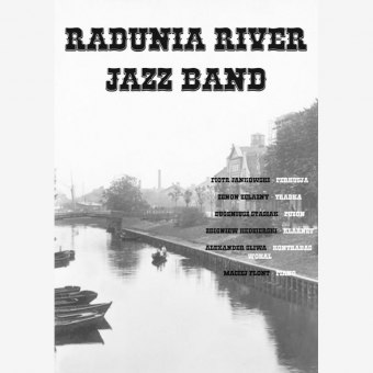 Radunia River Jazz Band. Koncert w ogródku