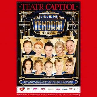 """Spektakl """"Dajcie mi tenora!"""""""
