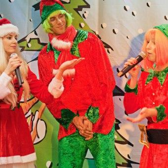 """Spektakl dla dzieci """"Gdzie jesteś kochany Panie Mikołaju?"""""""